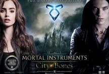 Mortal Instruments / The Mortal Instruments is a series of six young adult fantasy novels written by Cassandra Clare. City of Bones (published March 27, 2007) City of Ashes (published March 25, 2008) City of Glass (published March 23, 2009) City of Fallen Angels (published April 5, 2011) City of Lost Souls (published May 8, 2012) City of Heavenly Fire (published May 27, 2014)