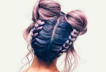 Trenzas | Braids / Tutoriales, trucos, tips y estilos para poder hacerle a tu cabello las trenzas más bonitas.