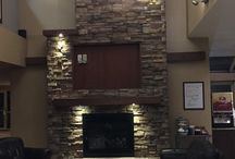 Fireplaces / Fireplaces makeover, decor, ideas, Wisconsin.