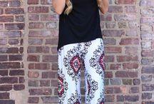 Pants/bottoms i want