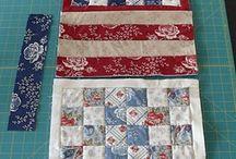 minhas bolsas de patchwork