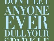 Words of Wisdom / by Joy Ellen