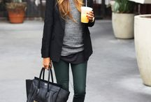 Casual Outfits / Outfit inspiration for weekends, after work, etc... / by Debbie Zee