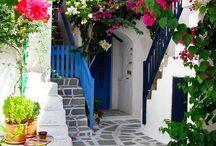 Paros,Greece
