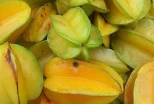 Frutas del mundo..