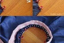 couture, projets cosplay