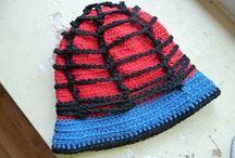 CROCHET KRAZY~ACCESSORIES~HATS & HEADBANDS for KIDS