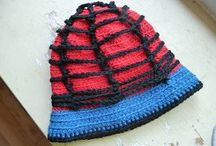 CROCHET KRAZY~ACCESSORIES~HATS & CAPS for KIDS