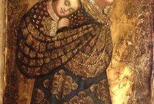 бондинг / #перу #слингоношение #дева #Мария