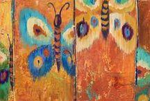 Färg mönster inspiration