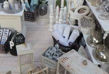 Miniatyr butikk & kafé