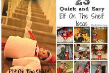 Elf mania / by Kimberly Haggard