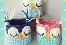 crochet trapillo