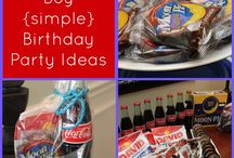Boy's ideas