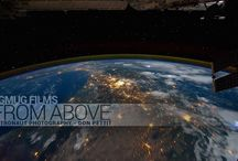 Earth From Above / Breathtaking imagery taken from Space. Courtesy of Don Pettit/NASA.