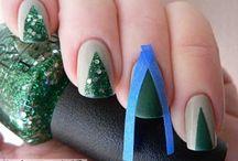 Holiday Hair/makeup/nails