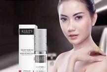 KULIT'S - Serum & Cream / KULIT'S Skincare - Clinically Proven Phytoceutical =>Keep Calm and use Kulit's Skin Care. Beautiful make up starts with Beautiful Skin