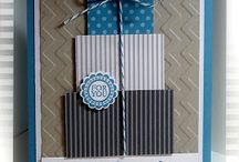 Birthday cards masculine