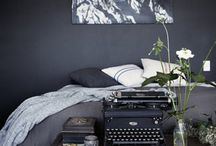 Decor and Home / Space inspiration  / by Skye Suronen