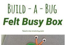 Bugs in Kindergarten