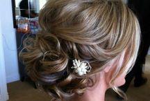 Wedding hair? / by Megan Wood