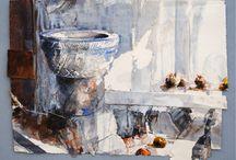 David Tress / Abstract