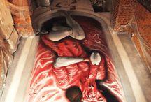 Street art / Amazing!!