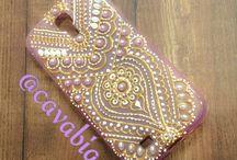 Henna Case Cavabia