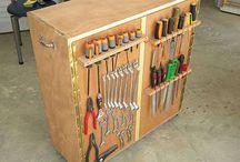 Garage inspiration  / by Michelle Ewald