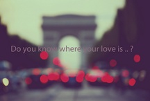 :paris / home is where the heart is