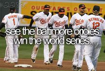 ☝O-R-I-O-L-E-S Magic☝ / If you like my Orioles board, please follow me.  I also have a Ravens & Ravens Super Bowl board. :) / by Kelly Gerhart