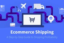 Ecommerce Shipping Tips / Shipping: Definitely one of those make-or-break parts of running a successful ecommerce business.   Pin the infographics and helpful articles below to learn how to take your shipping to the next level! http://ow.ly/C1H4303Zfbv