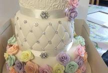 Wedding Cakes / My wedding cakes
