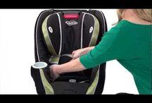 Graco Convertible Car Seats