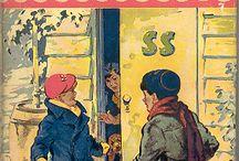 Enid Byton / las ilustraciones de los libros de enid blyton