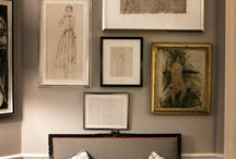 picture frames & wall decors