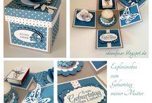Geschenk Idee/Verpackung