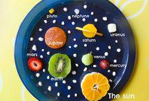Space & Solar System Theme