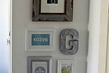 Wall Decor / by Stacey Kutz