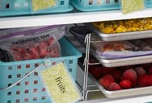 ORGANIZATION IDEAS / by Jennifer Bell Dietz