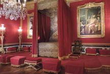 Palácio de Versálhes / quarto de Luis XIV