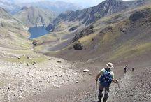 Los ibones, lagos de origen glaciar