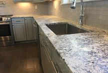 2017 Kitchen Countertops Inspiration / 2017 Kitchen Countertops by Luxury Countertops