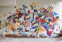 ESMOD Berlin - street art/ art