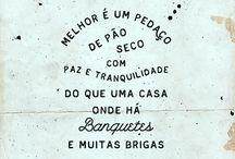 Pensamentos  (portugues)