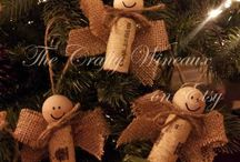 Merry Christmas decor and decorations / Christmas items