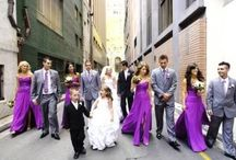 Wedding: Purple Tones / by Sharon's Bridal