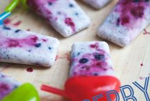 Kids recipes - sweet stuff
