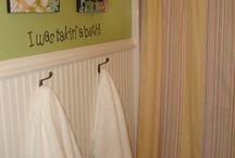 Bathroom ideas / by Jean Ann Bennett