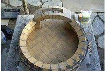 κατασκευή ξυλόφουρνος